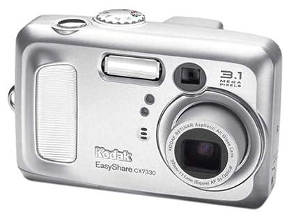amazon com kodak easyshare cx7330 3 1 mp digital camera with rh amazon com Kodak EasyShare DX4330 Kodak EasyShare DX6490