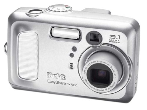 (Kodak Easyshare CX7330 3.1 MP Digital Camera with 3xOptical Zoom (OLD MODEL))