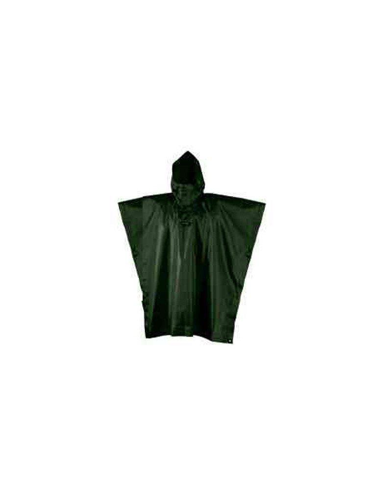 CAMP RAIN STOP PONCHO L-XL - Verde Militare