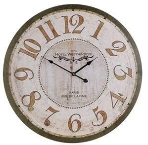 orologio da parete design westminster 60 cm molto grande per cucina o salotto nuovo