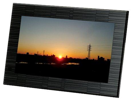 FUJIFILM デジタルフォトフレーム DP-801 ブラック DP-801SH B B004NROZ2A ブラック ブラック