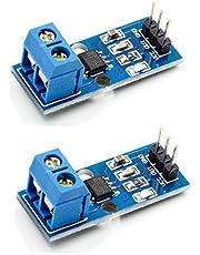 Módulo de sensor de corriente ACS712 de 20 A para Arduino, 2 unidades
