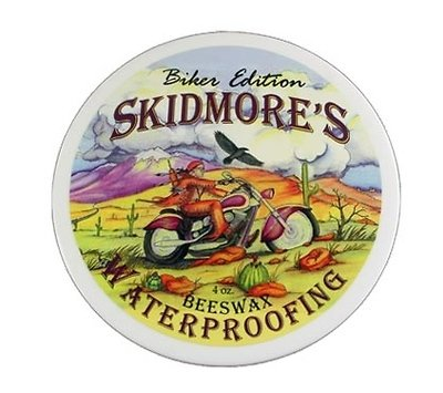 Price comparison product image Skidmore's Biker Edition Beeswax Waterproofing Cream | All Natural Formula Protects Your Leather Gear | Made in the U.S.A. | 6 Ounces