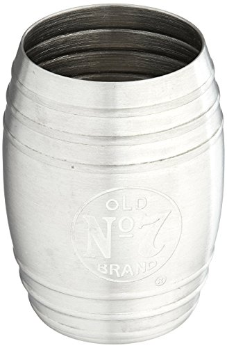 Jack Daniel's Barrel Stainless Steel Shot Glass (Bug for sale  Delivered anywhere in Canada