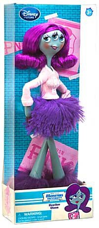 Heather Olson Doll - Monsters University - 11''