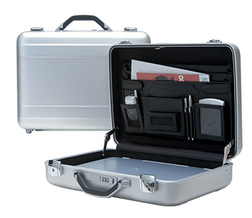 T.Z. Case Aluminum Briefcase, Attache Man, 18