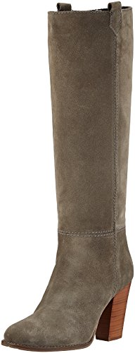 Buffalo Women's ES 30992 Suede Boots Brown (Taupe 84 0) 9ouPnHW