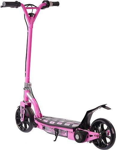 Amazon.com: uberscoot 100 W Scooter Rosa por Evo powerboards ...