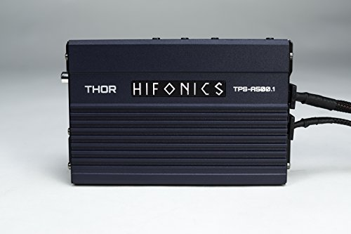 Hifonics TPS-A500.1 500w Mono Marine Sub Amplifier For Polar