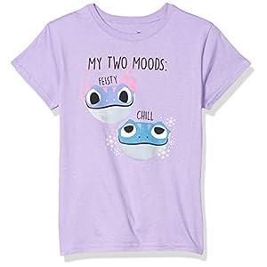 Disney Frozen 2 Elsa Bruni Feisty Fire Spirit Salamander T-Shirt