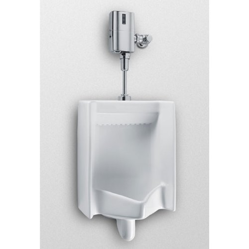 Toto UT447EV#03 Commercial Washout High Efficiency Urinal, 0.5-GPF-ADA, Bone by TOTO (Image #1)