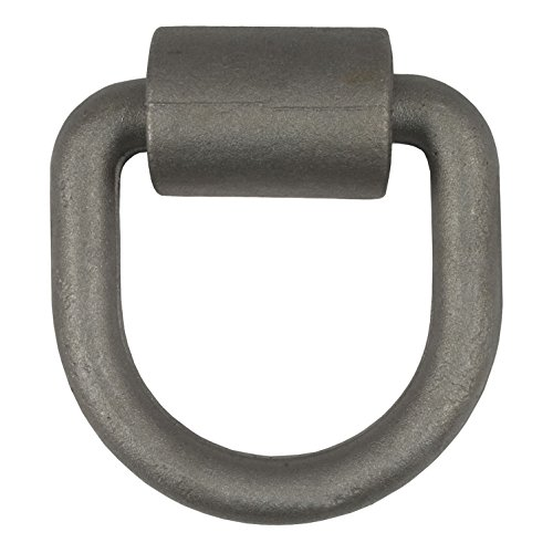 CURT 83750 Weld On Tie Down D Ring product image