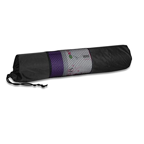 Yamde Large Yoga Mat Bag ,Adjustable Strap, Easy Access(YOGA MAT NOT INCLUDED)