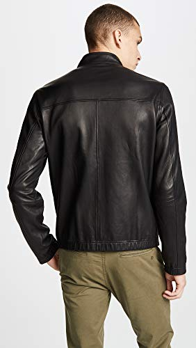 Theory Men's Morvek L.Kelleher Leather Jacket