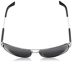 Burberry Sunglasses BE 3074 100387 Gunmetal 63mm