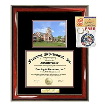 Amazon Com Liberty University Diploma Frame Graduation