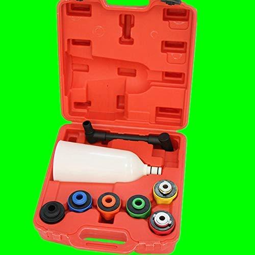 HERCHR Detailing Tools,Oil Filler Set Tool Car Engine Ffueling Funnel Oil Filling Funnel