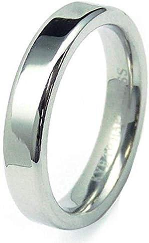 「幸せの鍵」刻印 [新素材ステンレスPVD] 指輪 ペア ピンキーリング 銀 シルバ