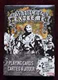 Marvel Extreme Machine Playing Cards by Aquarius