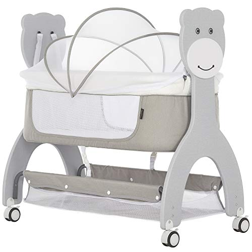 Dream On Me Cub Portable Bassinet Rocking Cradle Best