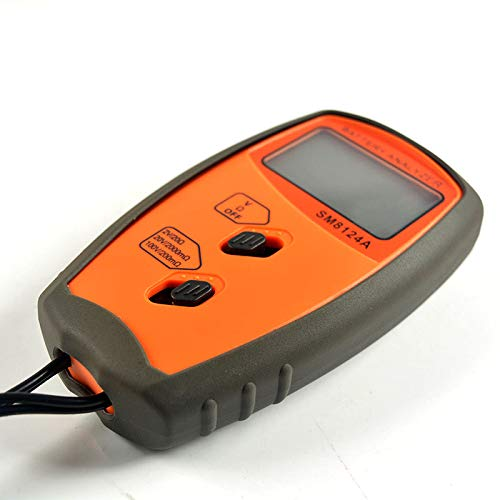 Szaerfa 20R Resistencia interna Bater/ía Medidor Tester Impedancia