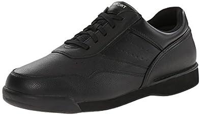 Rockport Men's Prowalker Walking Shoe,Black,7 M