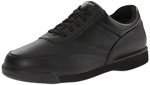 Rockport Men's M7100 Pro Walker Walking Shoe,Black,10.5 N US (Width Shoes Narrow)
