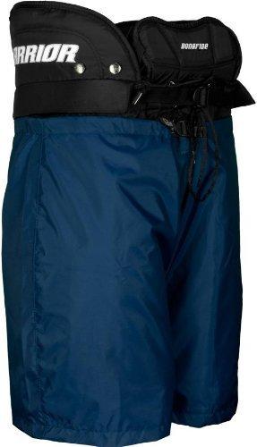 (Warrior Junior Syko Hockey Pant Shell, Navy, Medium)