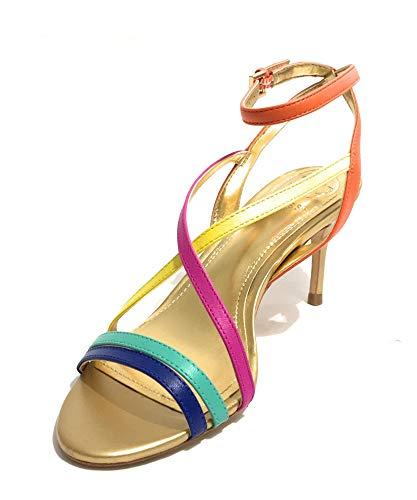 Sandalo Mod 3 Nylah Multicolore Tc Guess Ds19gu49 Donna 65 In Pelle qZdCgx45