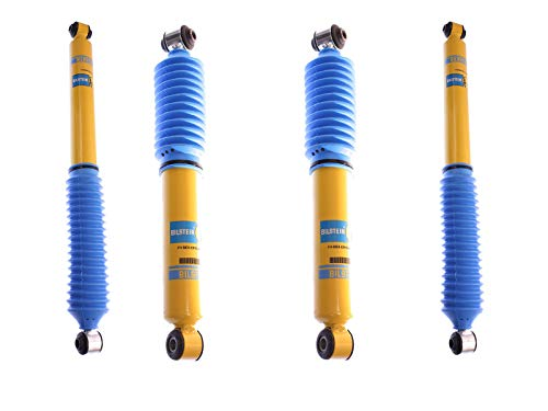 - Bilstein 4600 Monotube Gas OEM Shocks Set for 2007-2009 Chrysler Aspen 2WD 4WD