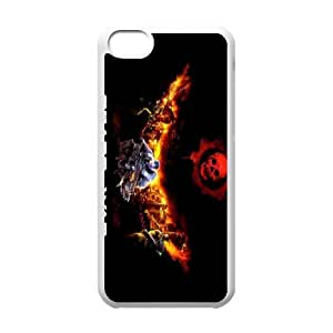 iPhone 5C Cess Phone Case White Gears of War NF3658453