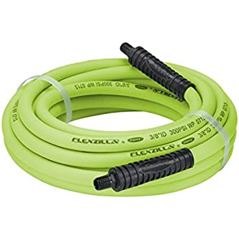 Flexzilla Air Hose, 3/8 In. X 25 Ft., 1/