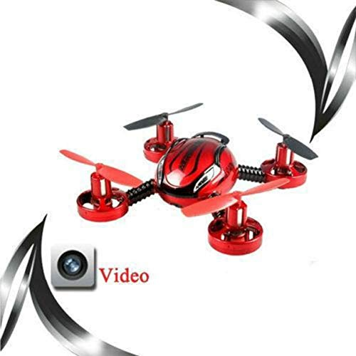 XuBa Newest Professional rc Drone2.4Ghz 4CH RC Helicopter with Camera Gyro Video RC Quadrocopter for Kids as bestg Gift ()
