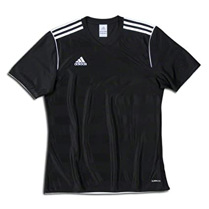 157938d44ce2 adidas Soccer Uniform Jersey: adidas Tabela 11 Replica Soccer Jersey Black  YXS