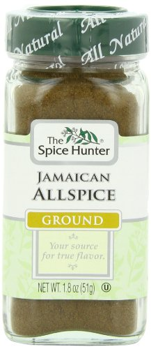 The Spice Hunter Jamaican Allspice, Ground, 1.8-Ounce Jar