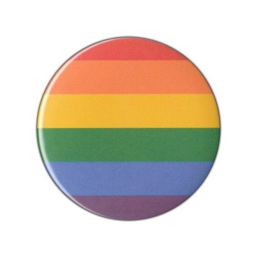 Pride Rainbow Button - 3