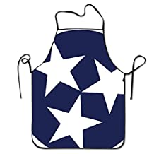 Unisex Tennessee State Flag Logo Kitchen Aprons
