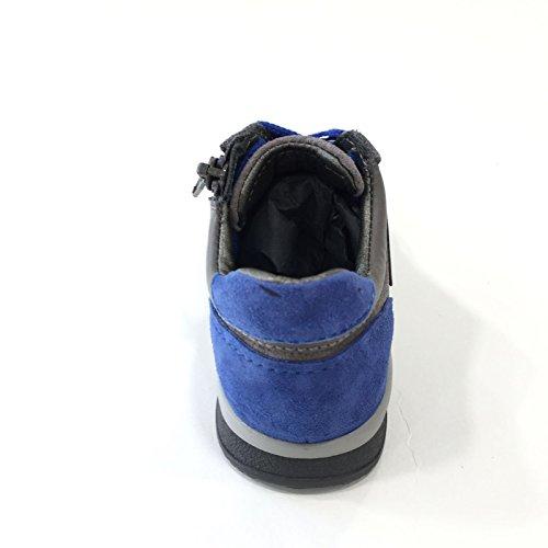 HOGAN Elective Bambino HXT1580U181E5E Grigio Sneaker Autunno/Inverno