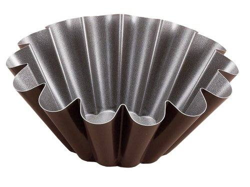 Browne (80223040) 8'' Fluted Brioche Mould