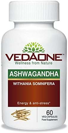 VEDAONE Ashwagandha (450 g)- 60 Capsules