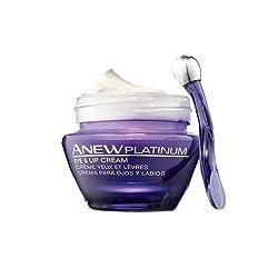 Avon Anew Platinum Eye & Lip Cream 15 Ml