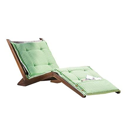 Noble House Sonoma Wood Folding Lounger