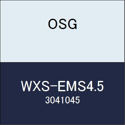 OSG エンドミル WXS-EMS4.5 商品番号 3041045