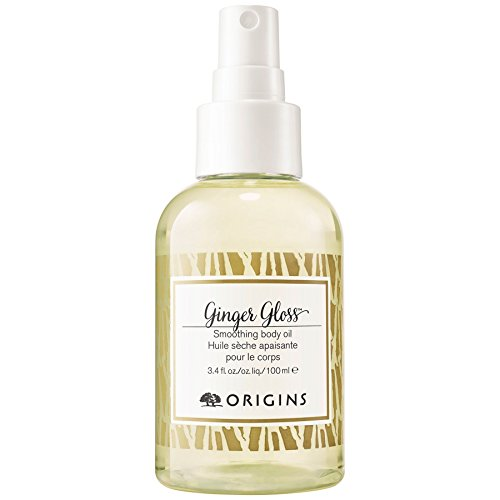 Origins Ginger Gloss Smoothing Body Oil 100ml
