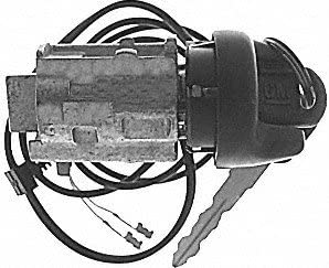 Standard Motor Products US212L Ignition Lock Cylinder