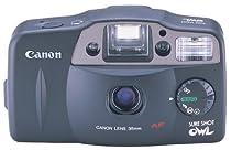 Canon Sure Shot Owl Date 35mm Camera