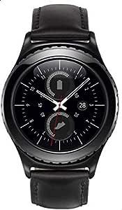 ساعة سامسونج الذكية S2 كلاسيك, اسود - SM-R7320ZKAXAR