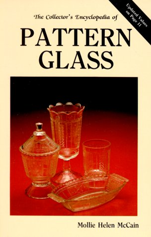 Red Pattern Glass - The Collector's Encyclopedia of Pattern Glass