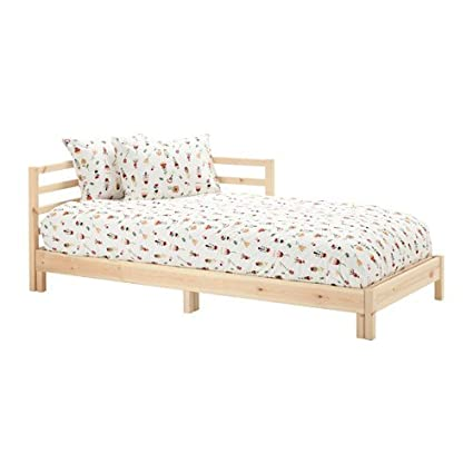 reputable site 407c4 28433 Amazon.com: ikeaa IKEA Daybed with 2 mattresses, Pine ...