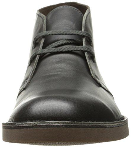 Black Clarks black Men's Suede Boot 2 M 13 Bushacre Smooth Us qRzwnR